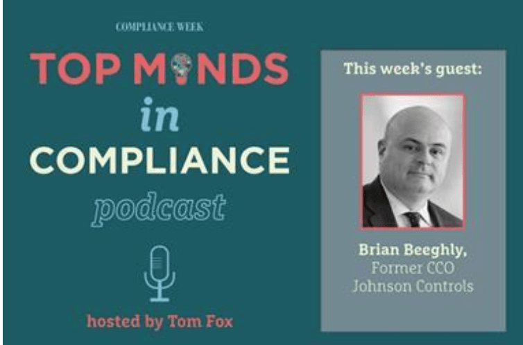 Top Minds in Compliance Podcast